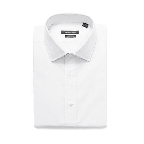Indochino Hartland White Shirt