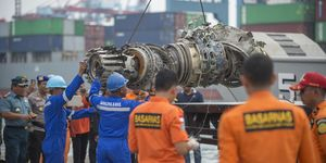 INDONESIA-ACCIDENT-LION AIR