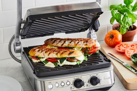 breville home grill