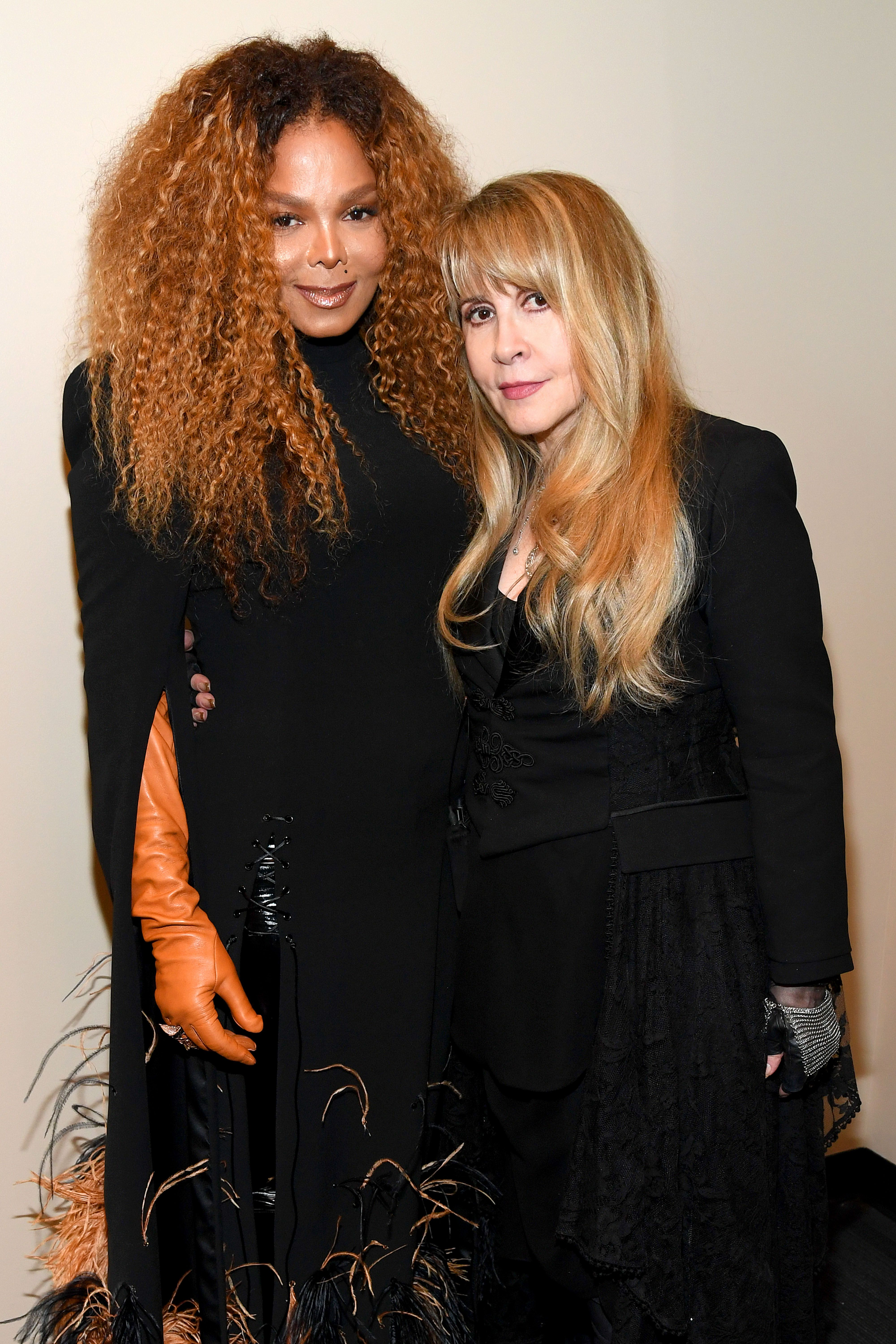 Stevie Nicks and Janet Jackson Were Inducted Into the Rock & Roll Hall of Fame