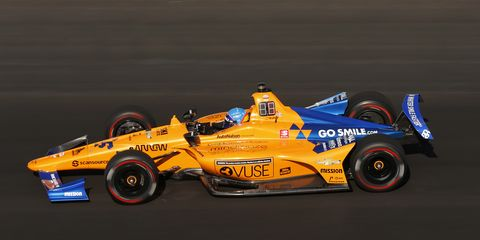 auto may 18 indycar series   103rd indianapolis 500 qualifications