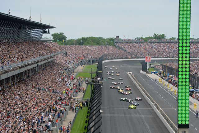 indy 500,