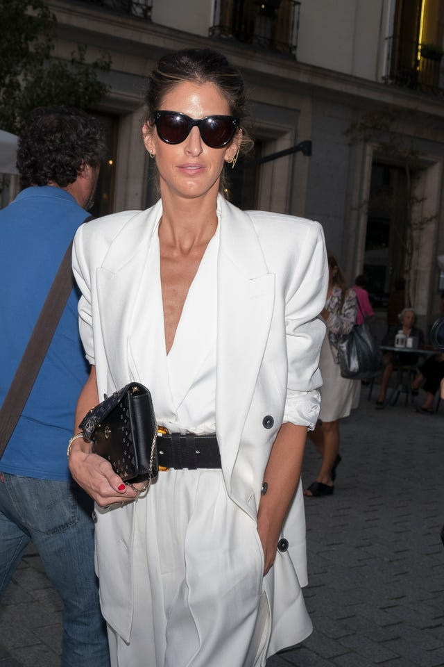 ines domecq in madrid