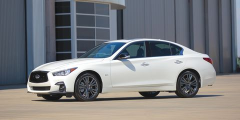 2020 Infiniti Q50 Review.Infiniti Pares Down Sedan Lineup For 2020 Dropping Q70 And