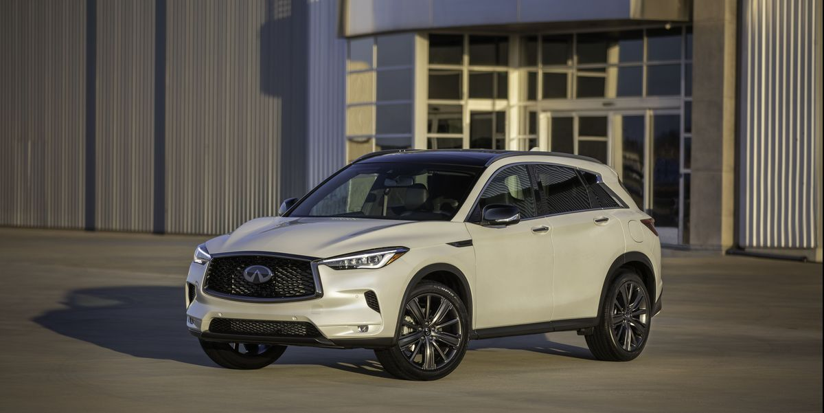 The 2020 Infiniti QX50 gets good looks and tech, but what's with that powertrain?