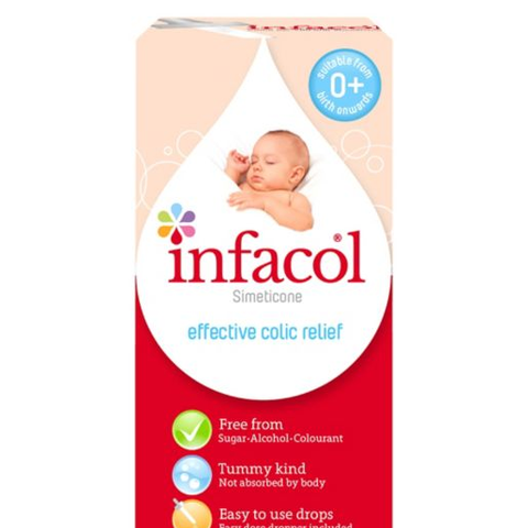 Baby indigestion: upset stomach pain relief for babies