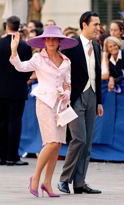 Infanta Cristina Of Spain Royal Wedding