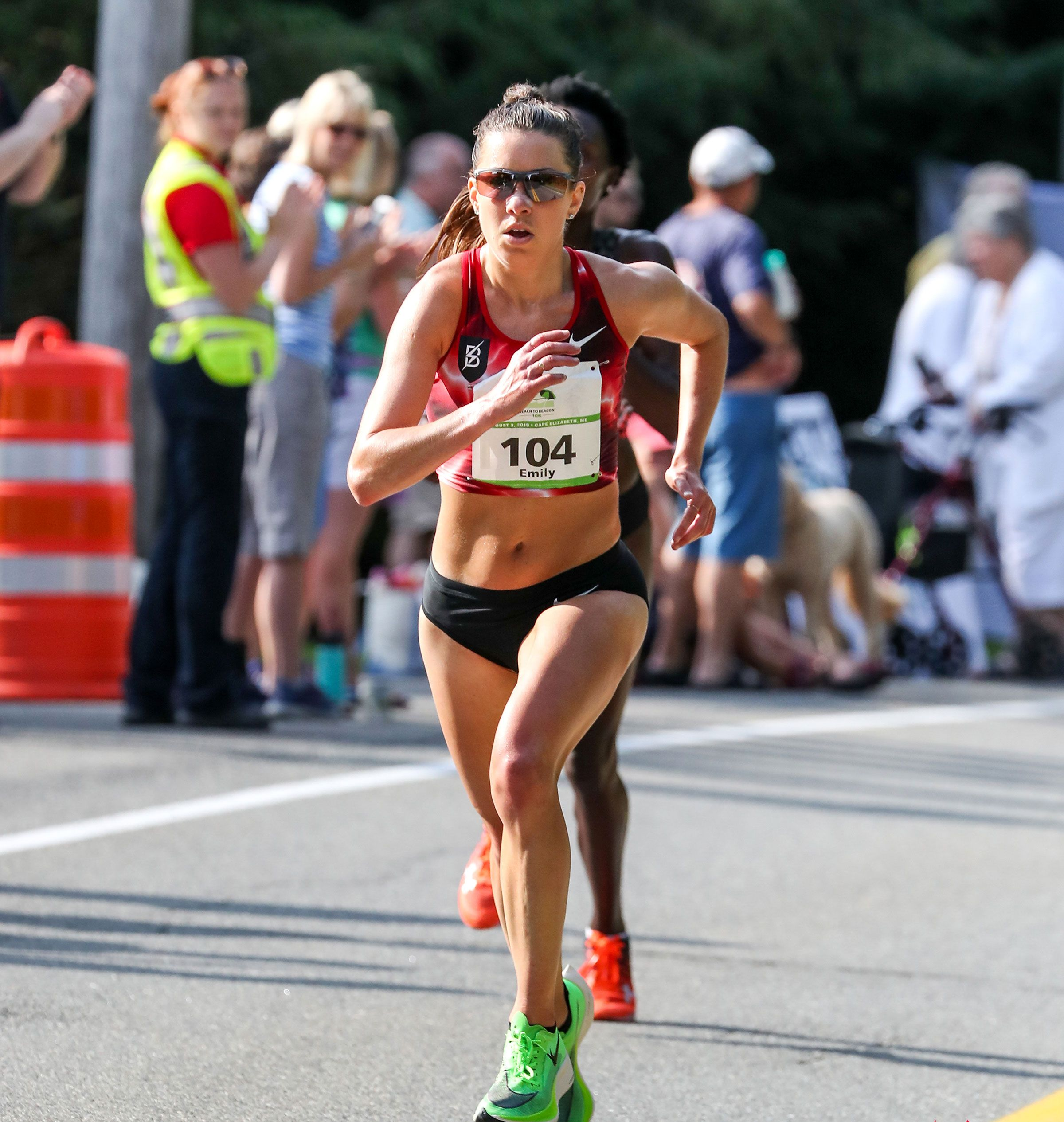 Emily Infeld's 4th-Place Finish at Beach to Beacon Is More Than a Comeback