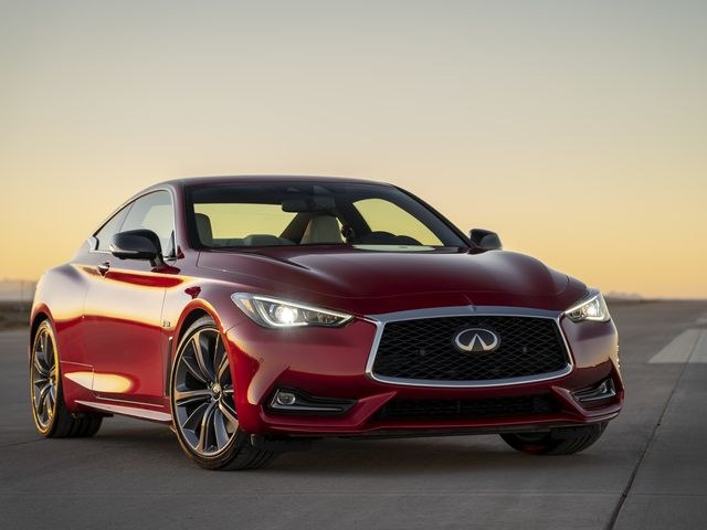 2020 Infiniti Q60 Red Sport 400 Review Pricing And Specs