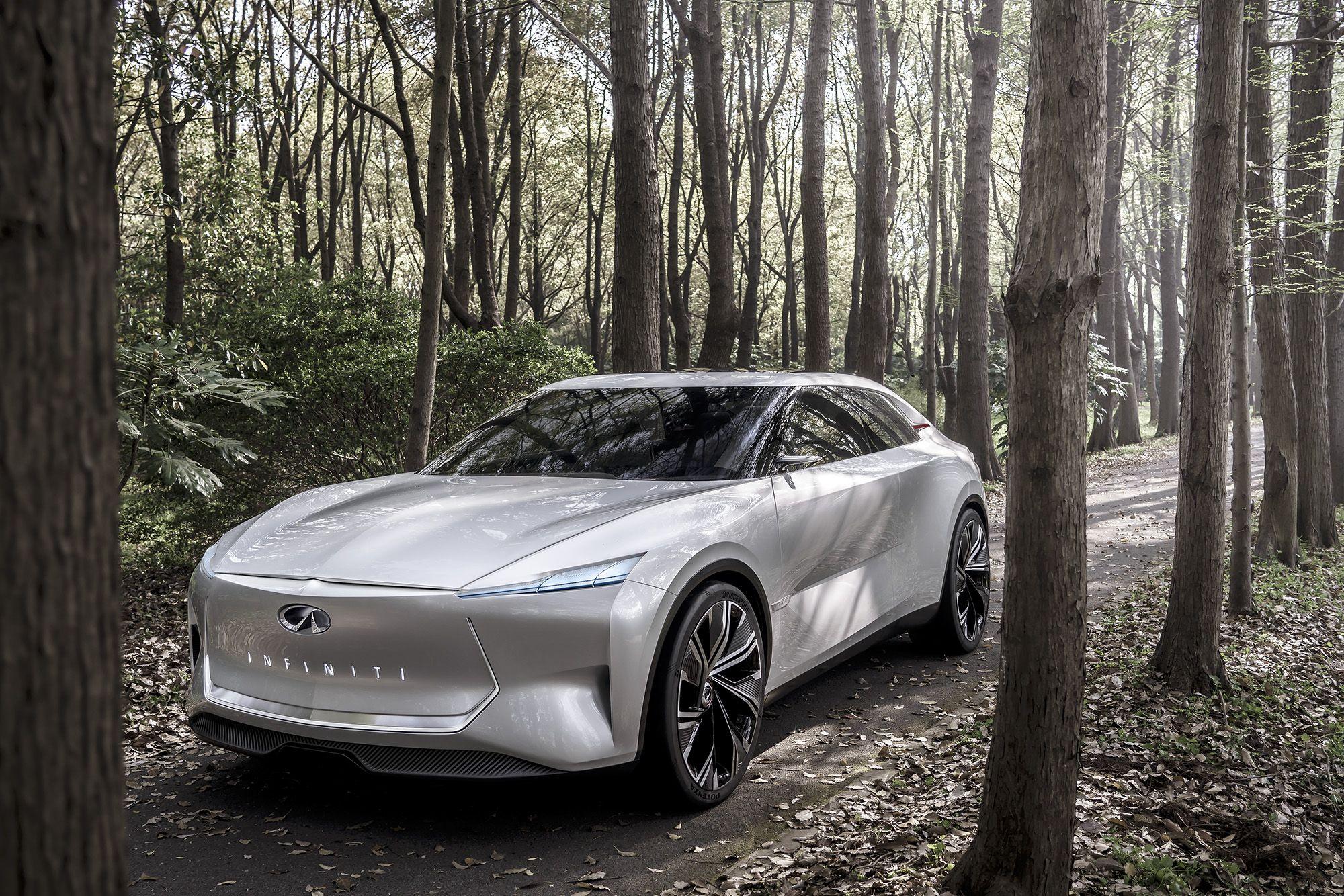 2021 infiniti q70l - car wallpaper