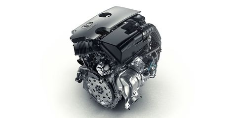 How Infiniti's Variable-Compression Engine Works