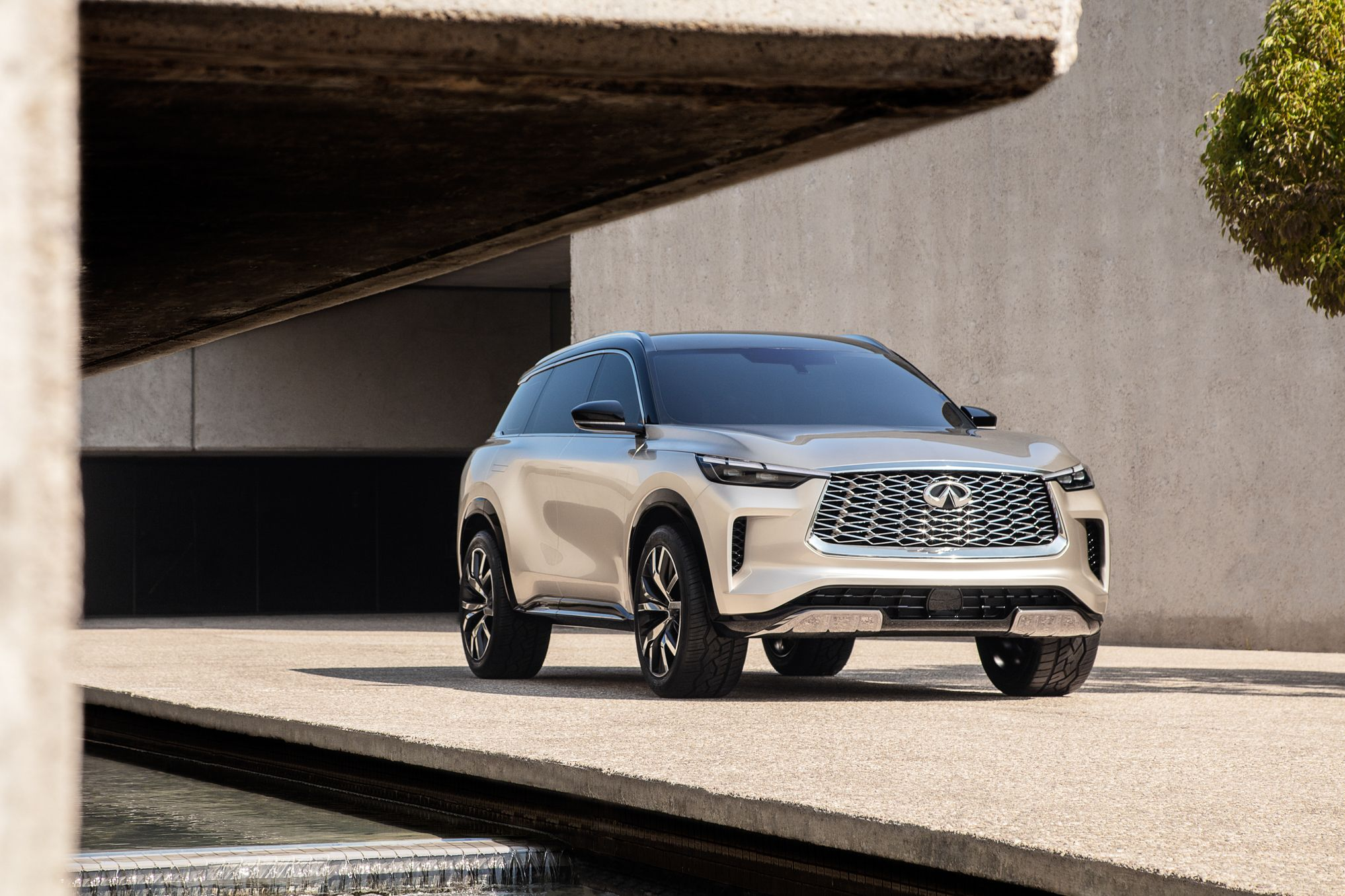 when does the 2021 infiniti qx60 come out