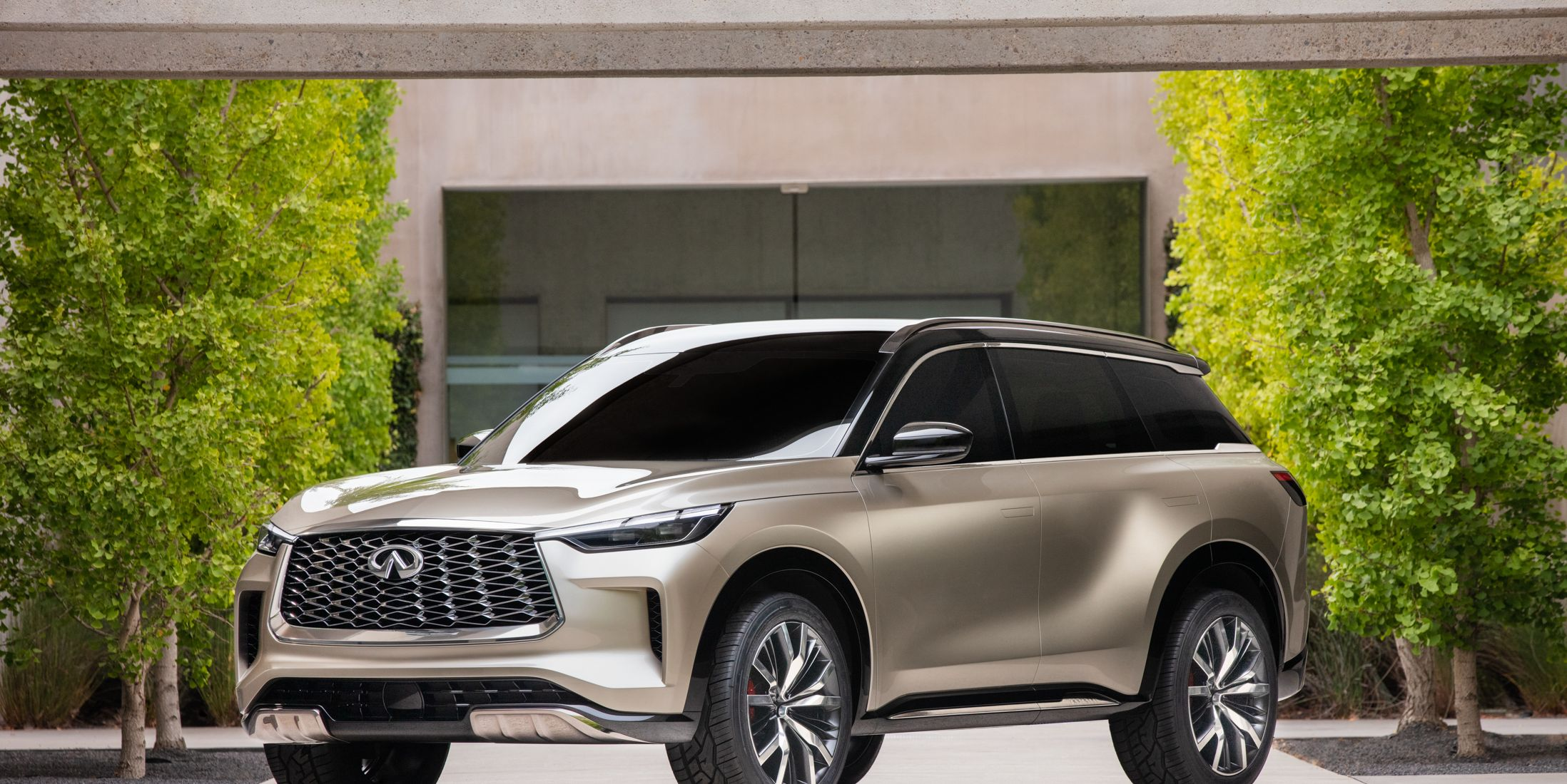 2021 Infiniti Qx60 Concept and Review