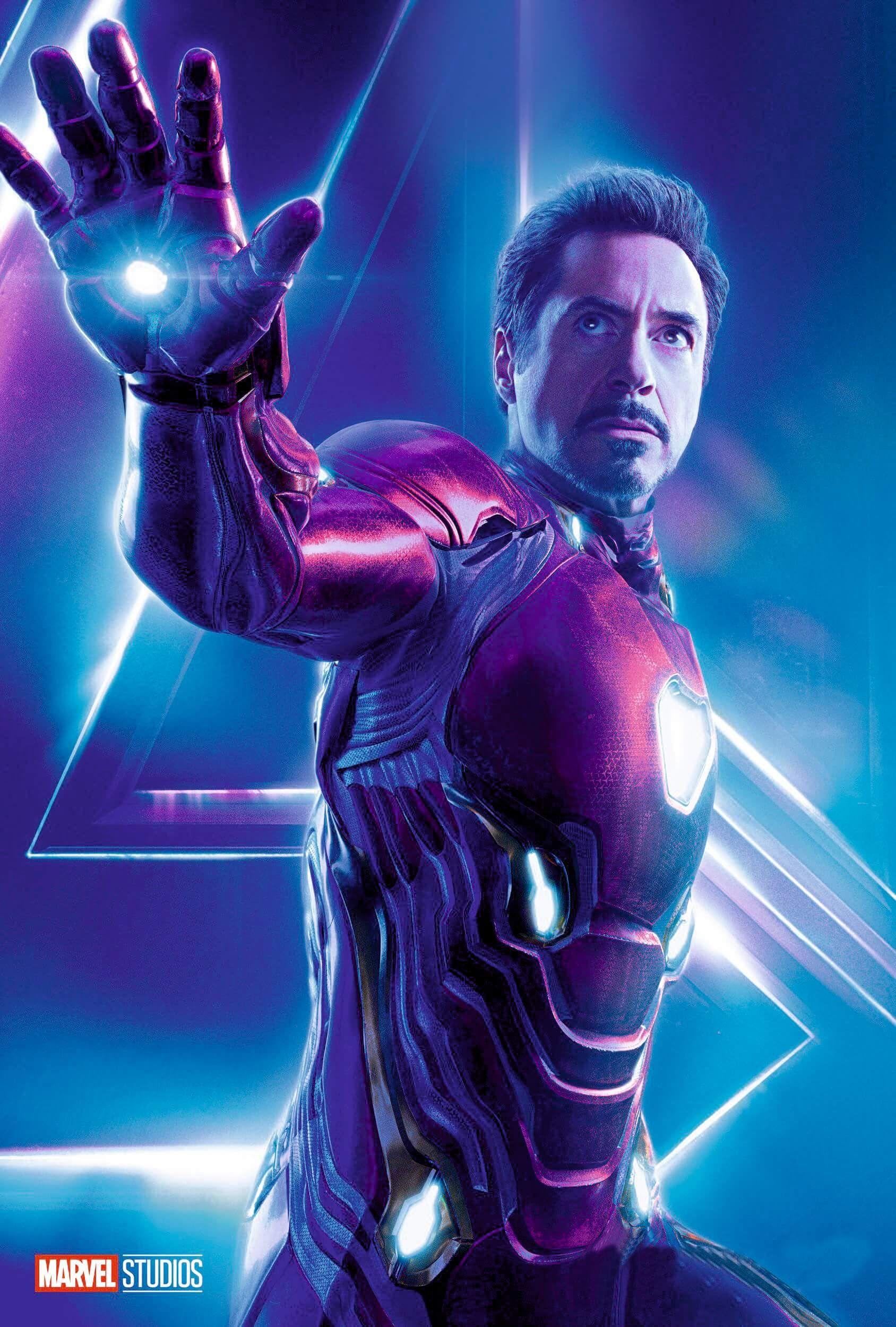 Avengers Infinity War Vengadores