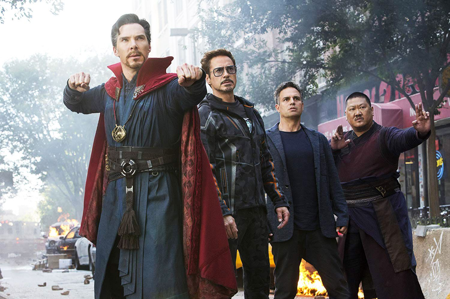 The Top 10 Most Important Grooming Moves from the Avengers Franchise