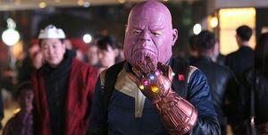 Infinity War Netflix Thanos sociópata