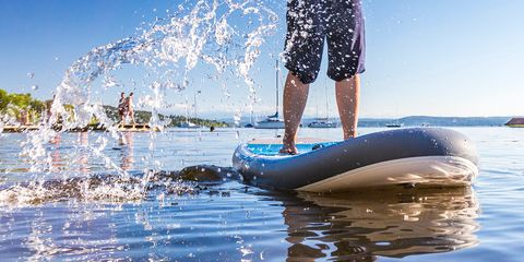 best inflatable paddleboards 2018