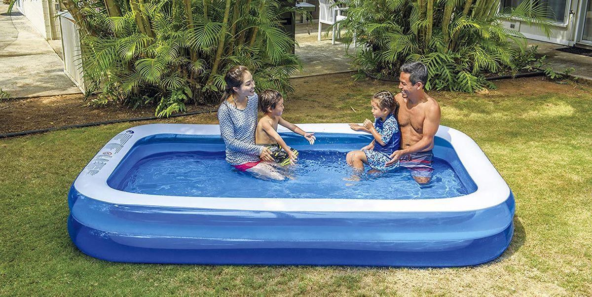 Walmart Inflatable Pool Best Backyard Pool For Adults
