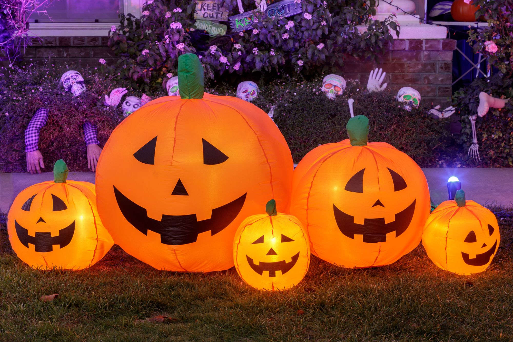 11 Inflatable Halloween Decorations for 2020 Outdoor