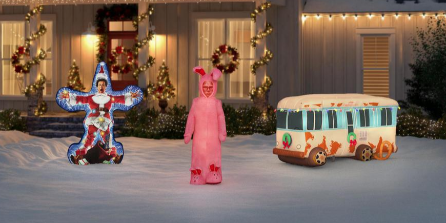 Home Depot Is Selling An Inflatable Ralphie From A Christmas Story