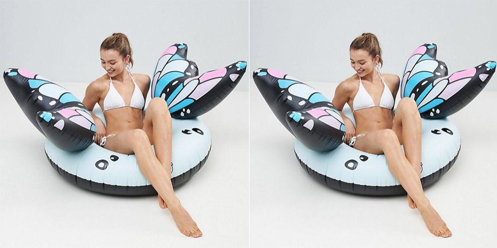 Butterfly inflatable
