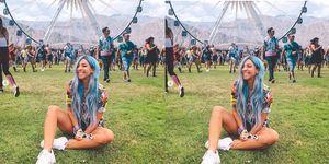Gabbie Hanna, Coachella, influencer Coachella, influencer Coachella Gabbie Hanna