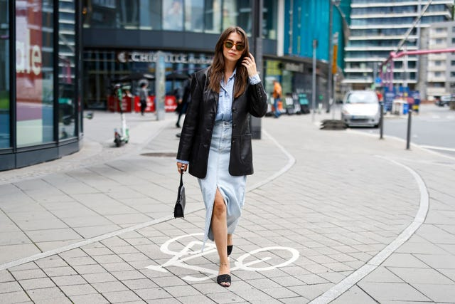street style at frankfurt fashion week 2021