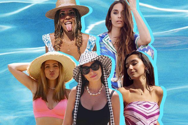 influencers que recomiendan productos de belleza para este verano