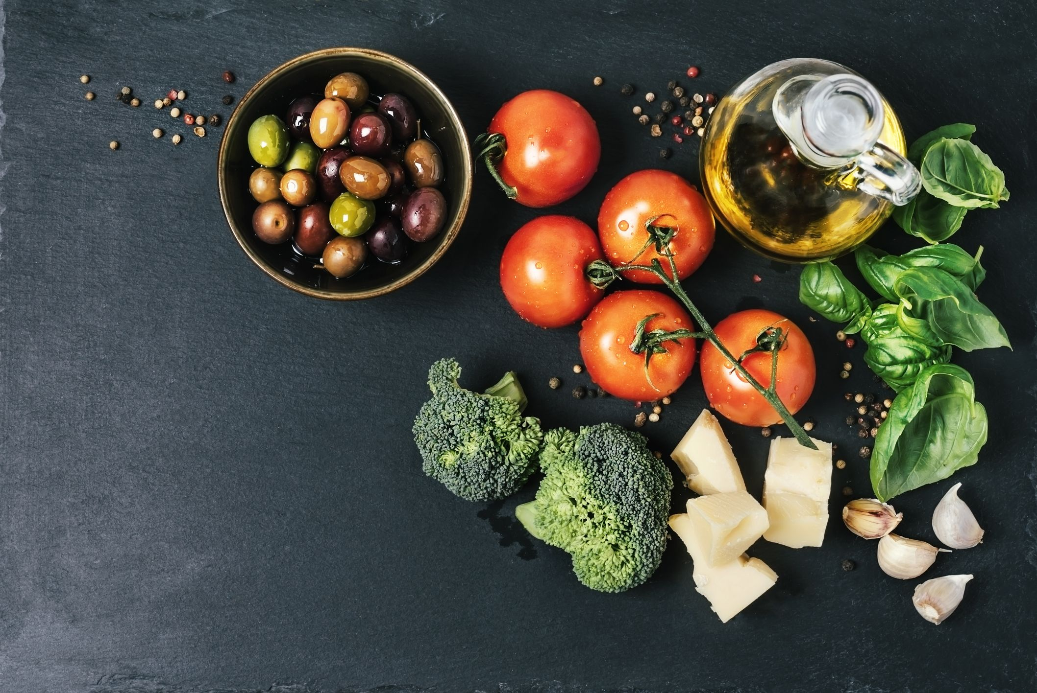 Healthy Mediterranean Recipes For Breakfast, Lunch, and Dinner