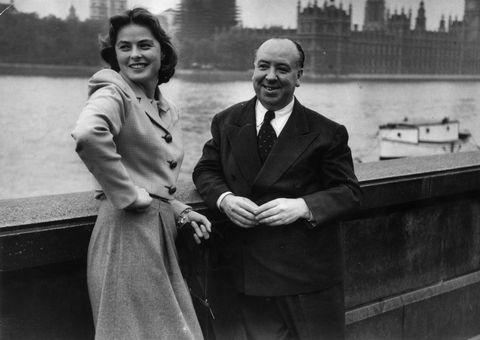 Bergman y Hitchcock