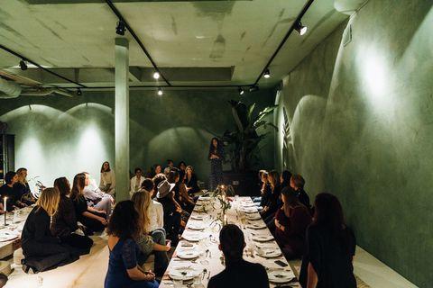 Feisty Feast No. 20 Motherhood & Identity in The White Door Studio in Amsterdam