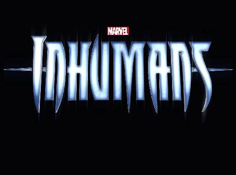 logo de inhumanos de marvel
