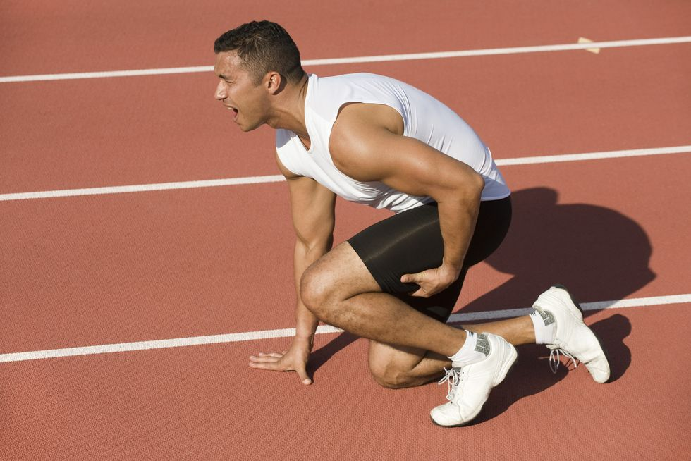 <p>Everything You Know About Muscle Cramps Might Be Wrong thumbnail