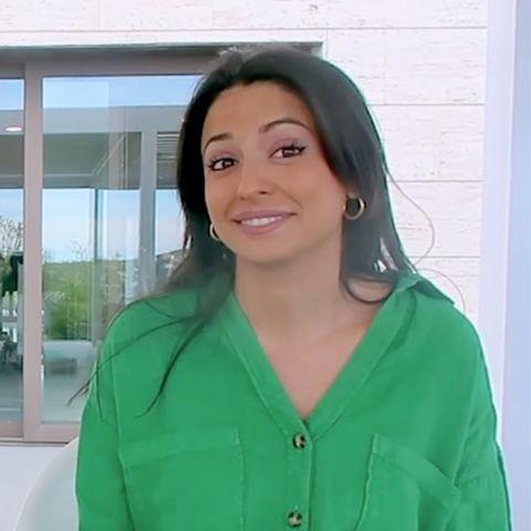 inma campano en un vídeo de mtmad