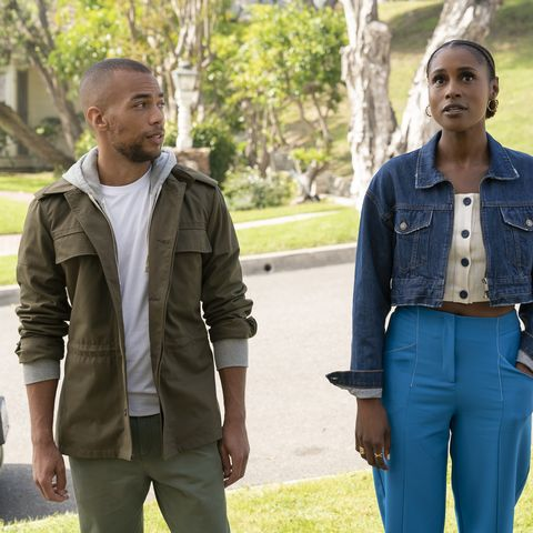 kendrick sampson on hbo's insecure