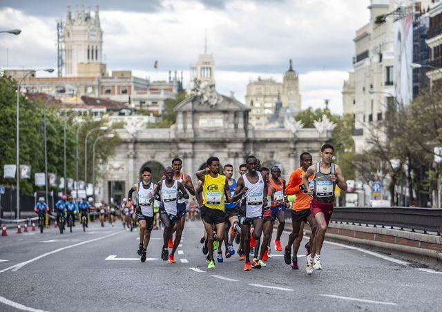movistar media maratón de madrid