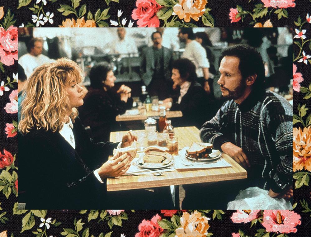 When Harry Met Sally, definitely a rom-com.