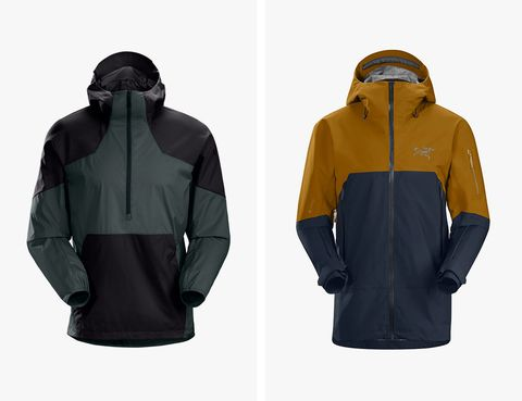 arc'teryx jackets