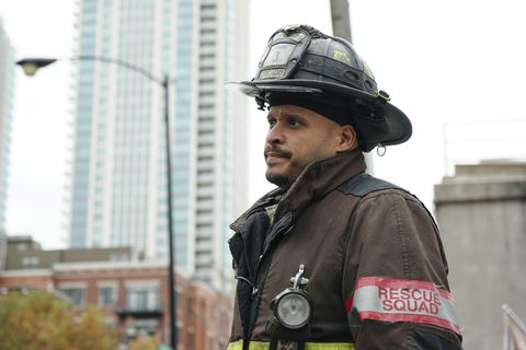 when is series 6 of chicago fire on in uk
