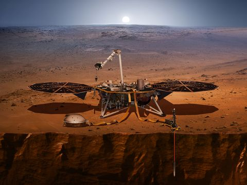 Meet InSight: The Mission To Measure Marsquakes and Unlock the Red Planet