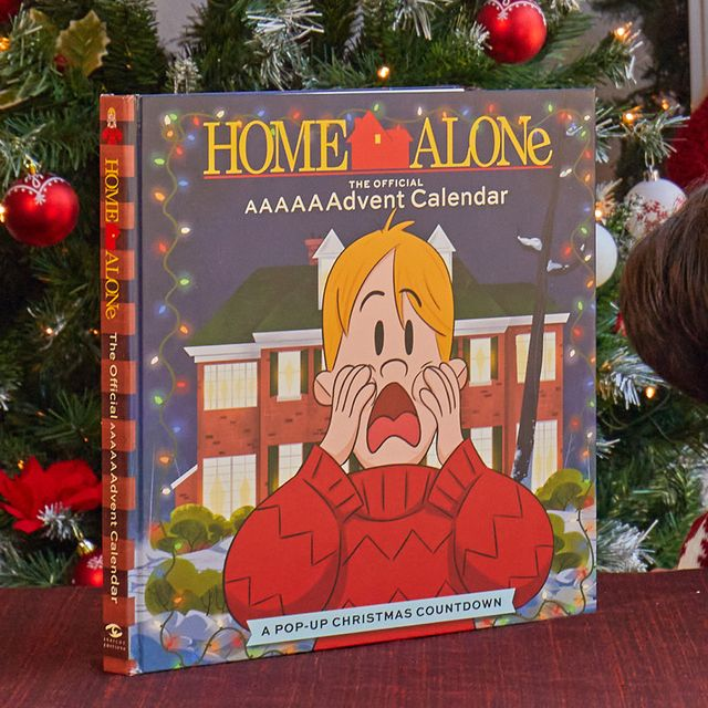 insight editions home alone the official advent calendar