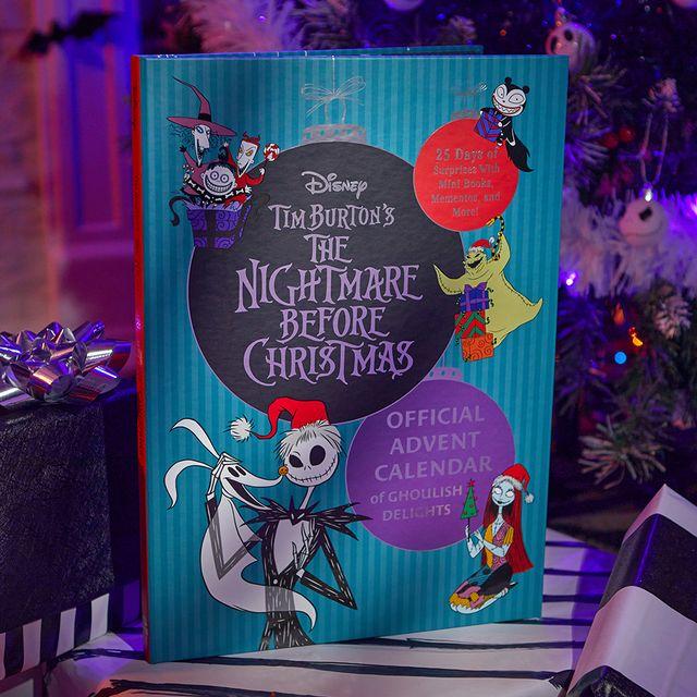 insight kids disney tim burton's the nightmare before christmas official advent calendar