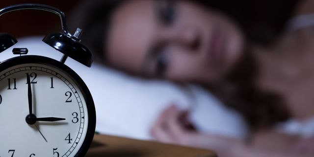 A sleepless night can increase anxiety a lot more than you'd think