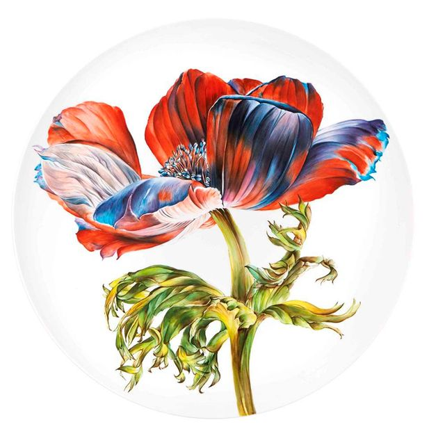 decoración inspiración floral