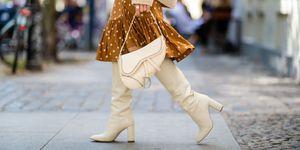 Inspirtie knee high boots