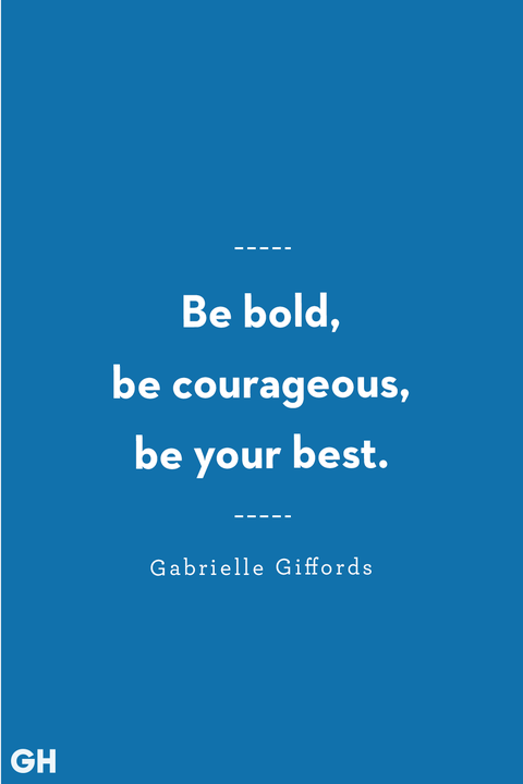 Inspirational Graduation Quotes Gabrielle Giffords