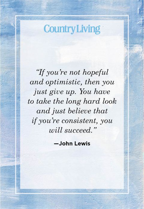 inspirational quote from john lewis