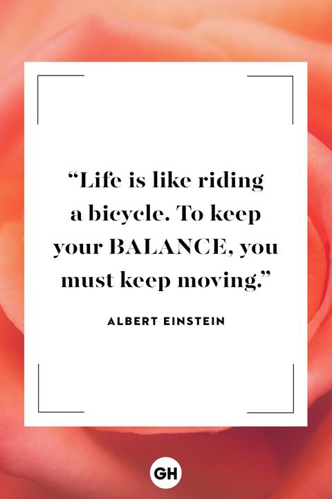 Albert Einsteininspirational quote