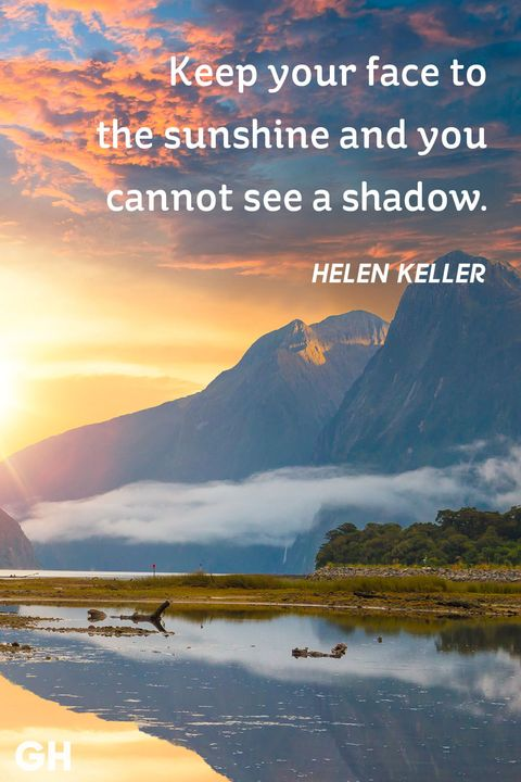 helen keller inspirational quote