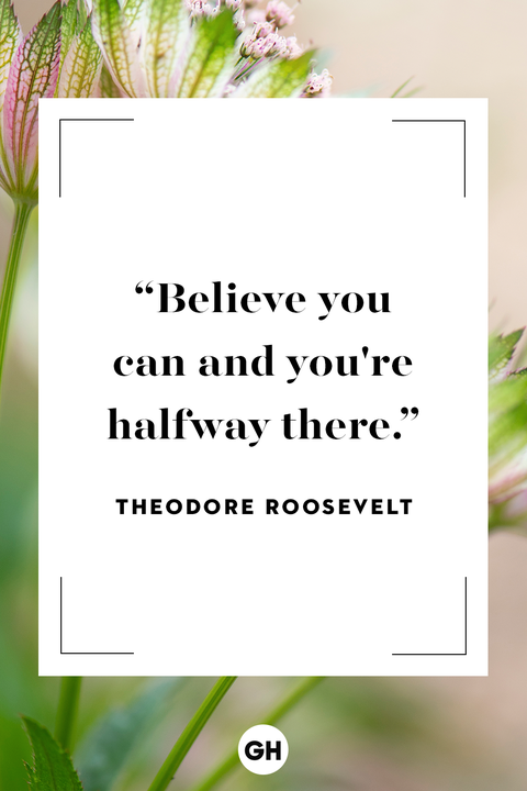 50 Short Inspirational Quotes We Love Best Positive Inspiring Sayings So as long as you have the hunger for success, you will always have the power within you to achieve it. 50 short inspirational quotes we love
